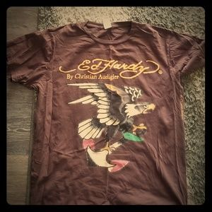 Ed Hardy by Christian Audigier Tee